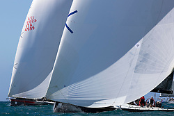 © Sander van der Borch. Palma de Mallorca, Spain. Hublot Palmavela 2009, 15 to 19 April 2009. Bella Mente & Luna Rossa..