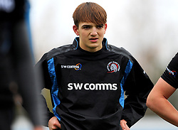 Exeter Chiefs Academy players- Mandatory by-line: Nizaam Jones/JMP- 24/11/2018 - RUGBY - Sandy Park Stadium- Exeter, England - Exeter Chiefs v Gloucester Rugby - Gallagher Premiership Rugby