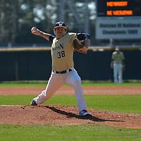 Baseball: North Carolina Wesleyan College Bishops vs. Methodist University Monarchs