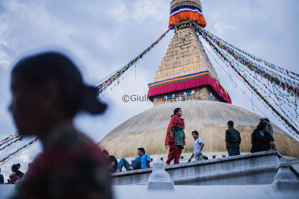 Temples of Kathmandu, Nepal