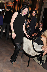 AMY MOLYNEAUX at the Baileys Spirited Women party at Cafe Royal Hotel, Regent's Street, London on 21st March 2013.