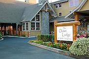 The Ocean Lodge in Cannon Beach