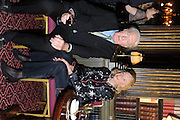 ANDREW SINCLAIR; LADY SONIA SINCLAIR, Celebration of the  200TH Anniversary of the  Birth of Rt.Hon. John Bright MP  and the publication of <br /> ÔJohn Bright: Statesman, Orator, AgitatorÕ by Bill Cash MP. Reform Club. London. 14 November 2011. <br /> <br />  , -DO NOT ARCHIVE-© Copyright Photograph by Dafydd Jones. 248 Clapham Rd. London SW9 0PZ. Tel 0207 820 0771. www.dafjones.com.<br /> ANDREW SINCLAIR; LADY SONIA SINCLAIR, Celebration of the  200TH Anniversary of the  Birth of Rt.Hon. John Bright MP  and the publication of <br /> 'John Bright: Statesman, Orator, Agitator' by Bill Cash MP. Reform Club. London. 14 November 2011. <br /> <br />  , -DO NOT ARCHIVE-© Copyright Photograph by Dafydd Jones. 248 Clapham Rd. London SW9 0PZ. Tel 0207 820 0771. www.dafjones.com.