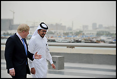 APR 21 2013 Boris Johnson Doha Tour Day 3