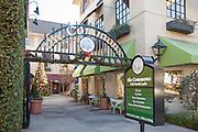 The Commons Plaza Courtyard Pasadena