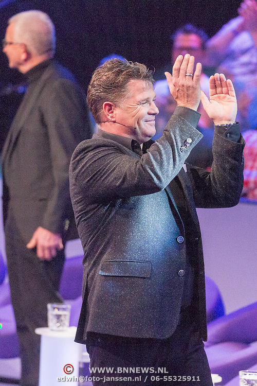 NLD/Aalsmeer/20151120 - 1e show Mindmasters Live 2015, Wolter Kroes