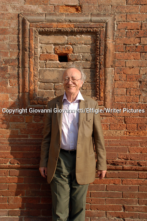 Alfred Brendel, at Festivaletteratura Mantova<br /> 04 September 2014<br /> <br /> Photograph by Giovanni Giovannetti/Effigie/Writer Pictures <br /> <br /> NO ITALY, NO AGENCY SALES