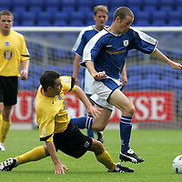 St Johnstone v Queen of the South...14.08.04<br />