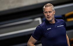 04-02-2017 NED: Draisma Dynamo - VC Nesselande, Apeldoorn<br /> Dynamo wint vrij eenvoudig en verslaat Nesselande met 3-0 /