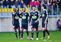 Joie Mouhamadou DABO / Joie Lyon - 04.01.2014 - Lens / Lyon - Coupe de France<br />