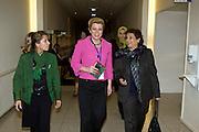 Amb. Kolinda Grabar-Kitarovic, Assistant Secretary General for Public Diplomacy, meeting Afghan Opinion Makers at NATO HQ Thursday 27 October 2011. Now President of Croatia.
