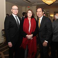 Andrew Rehfeld, Miggie Greenberg, Steve Green