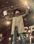 Liam Gallagher of Beady Eye