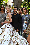 PFW Haute-Couture - Elie Saab Runway - 04 July 2018