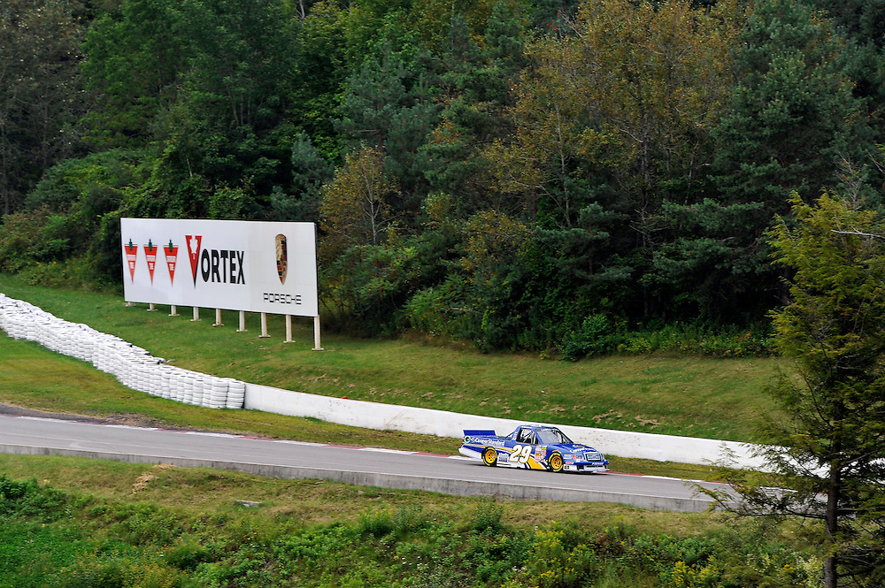 30 August - 1 September 2013, Bowmanville, Ontario Canada<br /> Ryan Blaney<br /> &copy;2013, Scott R LePage<br /> LAT Photo USA