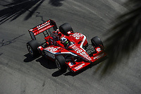 Dario Franchitti, Toyota Grand Prix of Long Beach, Streets of Long Beach, Long Beach, CA USA 4/17/2011