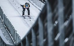 12.01.2019, Stadio del Salto, Predazzo, ITA, FIS Weltcup Skisprung, Val di Fiemme, Herren, 1. Wertungsdurchgang, im Bild Ryoyu Kobayashi (JPN) // Ryoyu Kobayashi of Japan during his 1st Competition Jump for the Four Hills Tournament of FIS Ski Jumping World Cup at the Stadio del Salto in Predazzo, Italy on 2019/01/12. EXPA Pictures © 2019, PhotoCredit: EXPA/ JFK