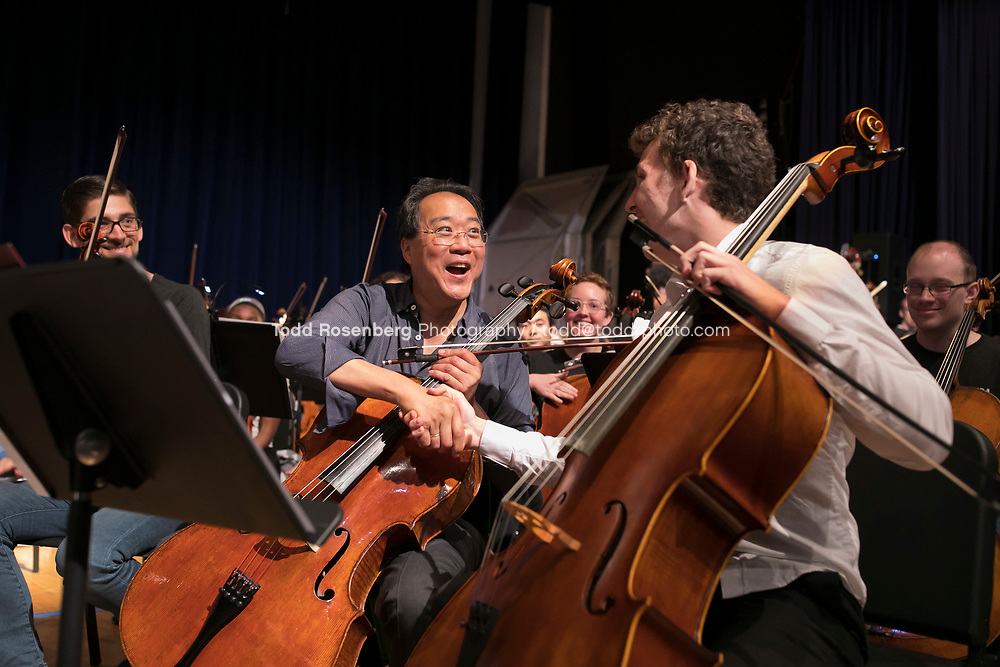 6/9/17 12:11:44 PM<br /> The Negaunee Music Institute<br /> Yo-Yo Ma at Kenwood Academy<br /> <br /> &copy; Todd Rosenberg Photography 2017
