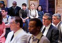 Winni Playhouse dress rehearsal for the producation of To Kill A Mockingbird  February 8, 2012.