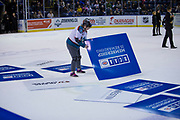 KELOWNA, CANADA - OCTOBER 27:  BCAA at the Kelowna Rockets game on October 27, 2017 at Prospera Place in Kelowna, British Columbia, Canada.  (Photo By Cindy Rogers/Nyasa Photography,  *** Local Caption ***