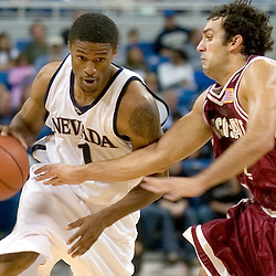 Nevada Men's Basketball v. Chico State (110706)