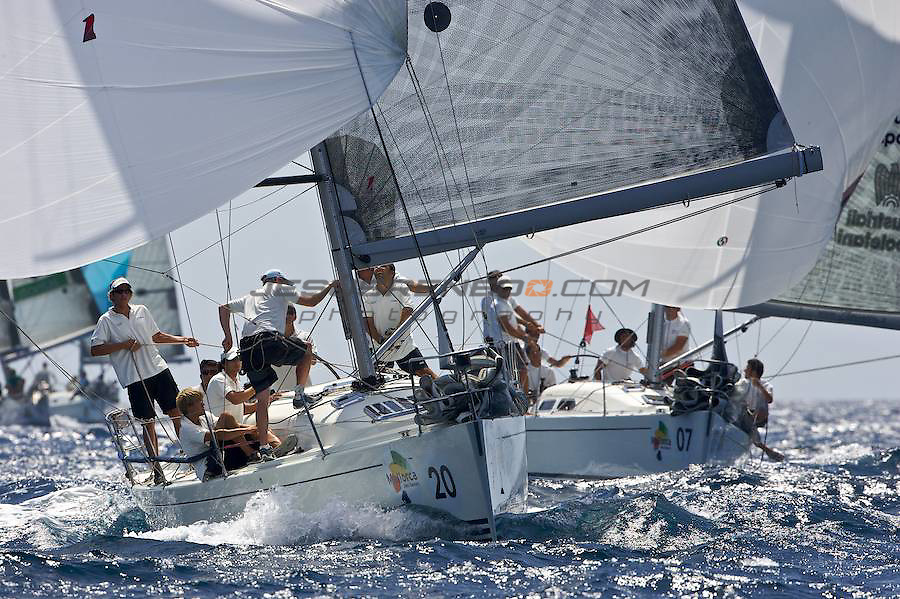 X35 EUROPEAN CHAMP 09,Palma de Mallorca,Spain,