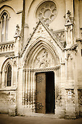 Saint Martin Church, Normandy, France