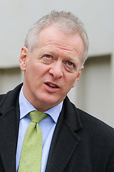 © Licensed to London News Pictures. 20/03/2019. London, UK. Bracknell MP Phillip Lee in Westminster. Dr Phillip Lee resigned last June as Justice Minister over the Government's handling of Brexit. Photo credit: Dinendra Haria/LNP