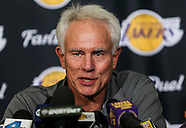 Los Angeles Lakers General Manager Mitch Kupchak