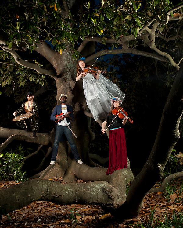 Justin Robinson and the Marionettes