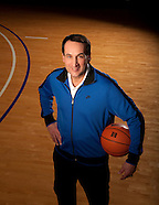 Duke Basketball Coach