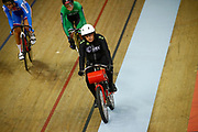 Women Keirin, illustration, during the Track Cycling European Championships Glasgow 2018, at Sir Chris Hoy Velodrome, in Glasgow, Great Britain, Day 6, on August 7, 2018 - Photo luca Bettini / BettiniPhoto / ProSportsImages / DPPI<br /> - Restriction / Netherlands out, Belgium out, Spain out, Italy out -