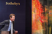 Sothebys Contemporary Art Sale London