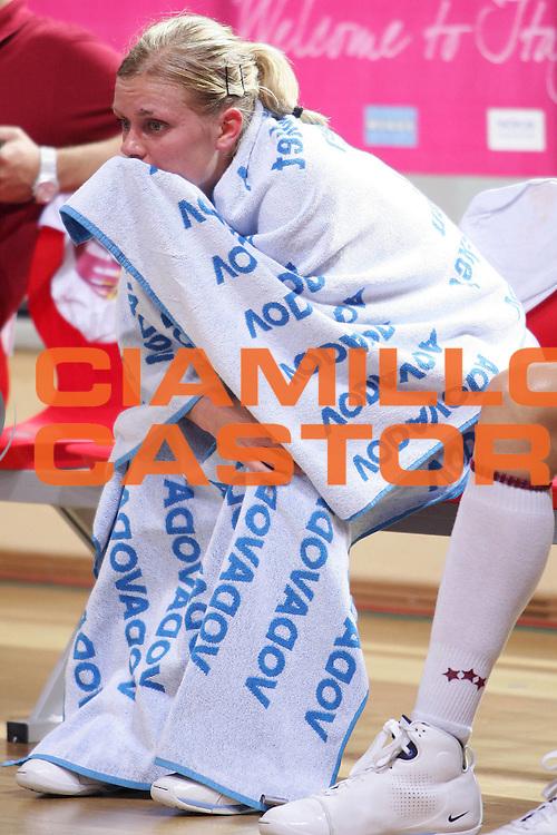 DESCRIZIONE : Vasto Italy Italia Eurobasket Women 2007 Lettonia Germania Latvia Germany <br /> GIOCATORE : <br /> SQUADRA : Lettonia Latvia <br /> EVENTO : Eurobasket Women 2007 Campionati Europei Donne 2007 <br /> GARA : Lettonia Germania Latvia Germany <br /> DATA : 02/10/2007 <br /> CATEGORIA : VodaVoda <br /> SPORT : Pallacanestro <br /> AUTORE : Agenzia Ciamillo-Castoria/S.Silvestri <br /> Galleria : Eurobasket Women 2007 <br /> Fotonotizia : Vasto Italy Italia Eurobasket Women 2007 Lettonia Germania Latvia Germany <br /> Predefinita :