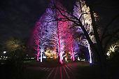 Winterlichter im Luisenpark