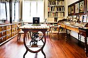 Palermo 2010 - Casa editrice Enzo Sellerio, sala d'aspetto e show room.