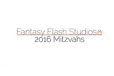 2016 Mitzvahs