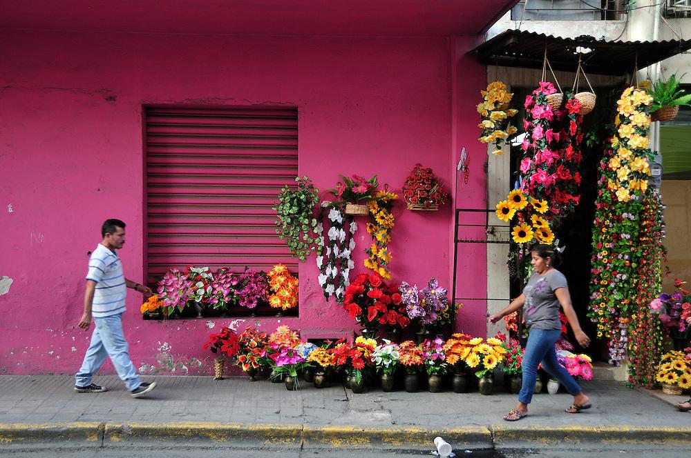 Centre, Centro San Pedro Sula, Central America, Honduras.