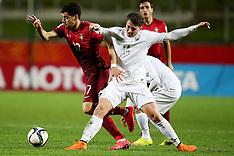 Hamilton-Football, Under 20 World Cup, New Zealand v Portugal