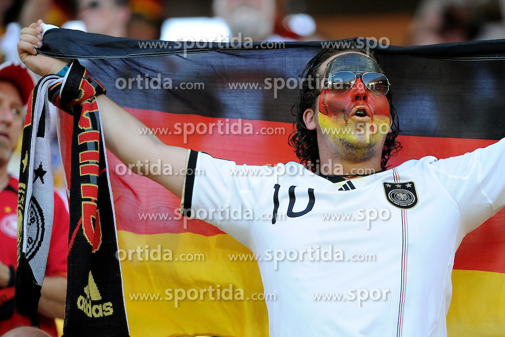 17.06.2012, Arena Lwiw, Lemberg, UKR, UEFA EURO 2012, Daenemark vs Deutschland, Gruppe B, im Bild deutsche Fans // supporter of germany // during the UEFA Euro 2012 Group B Match between Danmark and Germany at the Arena Lviv, Lviv, Ukraine on 2012/06/17. EXPA Pictures © 2012, PhotoCredit: EXPA/ Newspix/ Michal Stanczyk..***** ATTENTION - for AUT, SLO, CRO, SRB, SUI and SWE only *****