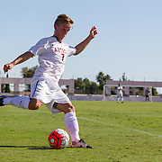 09/06/2015 - Men's Soccer v George Washington