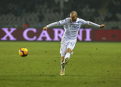 December 26, 2018 - Turin, Piedmont, Italy - Luca Antonelli of Empoli during the Serie A football match between Torino FC and Empoli FC at Olympic Grande Torino Stadium on December 26, 2018 in Turin, Italy..Torino won 3-0 over Empoli. (Credit Image: © Massimiliano Ferraro/NurPhoto via ZUMA Press)