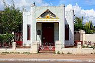 Masonic lodge in Candelaria, Artemisa, Cuba.