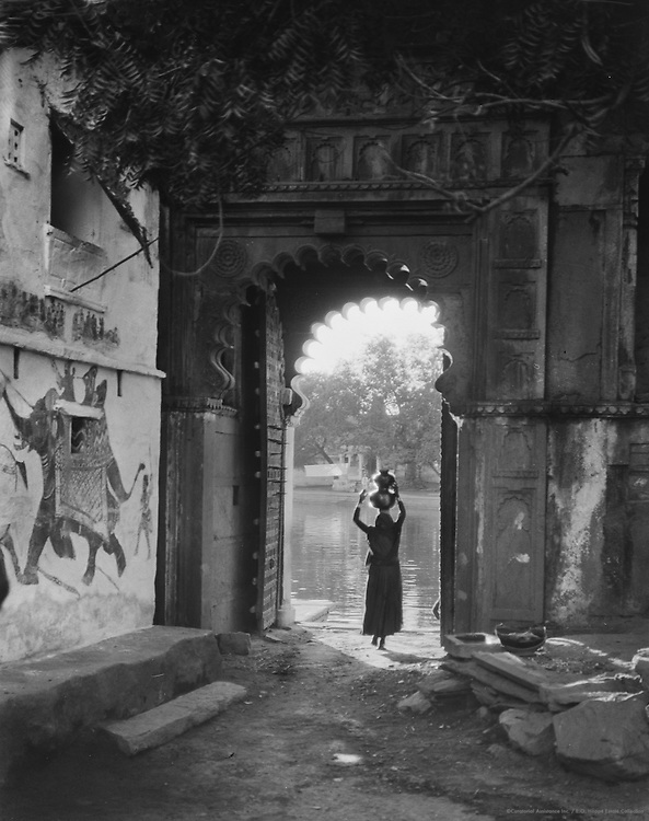 Gateway, Udaipur, India, 1929