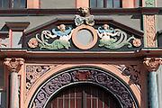 Cranach Haus, Markt, Weimar, Thüringen, Deutschland   Cranach House, Market Square, Weimar, Thuringia, Germany