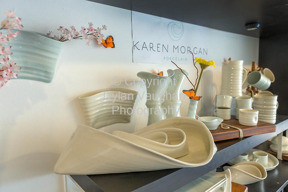 24/7/2013<br /> <br /> Karen Morgan Studio in Thomastown Co. Kilkenny.<br /> Picture Dylan Vaughan.