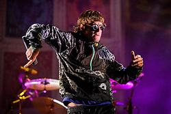 ©London News Pictures. Glastonbury Festival 2015<br /> <br /> RUDIMENTAL perform on Other stage on Friday during Glastonbury Festival 2015, Worthy Farm, Pilton.<br /> <br /> Date: 26/06/2015<br /> Photographer: Artur Lesniak /LNP