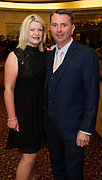 Orla and Fergal Murphy at the Gorta Self Help Africa Annual Ball at the Galway Bay Hotel, Salthill Galway.<br /> Photo:Andrew Downes, xposure.