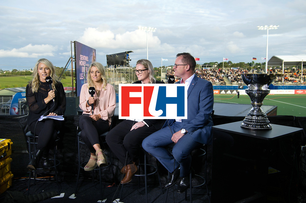 AUCKLAND - Sentinel Hockey World League final women<br />