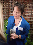 Caroline Foord- Knight Frank, Archant Summer party. Kensington Roof Gardens. London. 7 July 2010. -DO NOT ARCHIVE-© Copyright Photograph by Dafydd Jones. 248 Clapham Rd. London SW9 0PZ. Tel 0207 820 0771. www.dafjones.com.